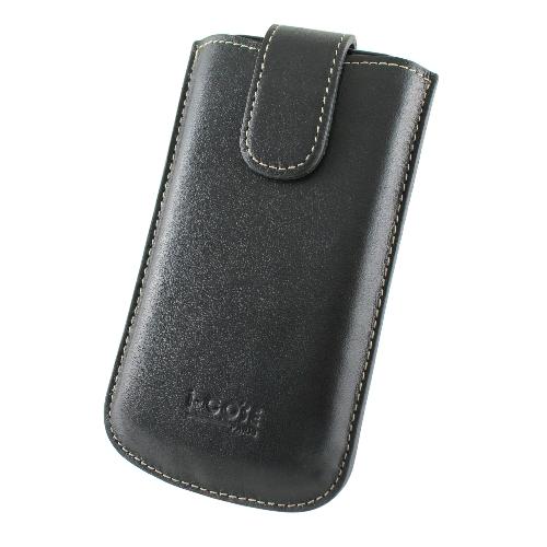 i-COSE 義大利Nappa 頭層皮 LG E720 Optimus Chic手機皮套(贈SIM卡43合一讀卡機)『免運優惠』