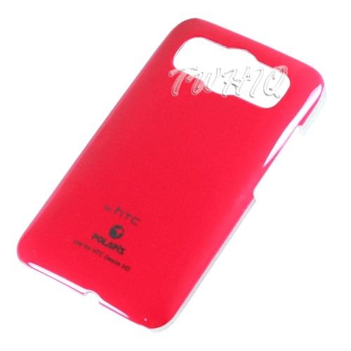 HTC Desire HD (A9191) 鋼琴烤漆 背蓋/背殼/保護殼--贈螢幕保護貼