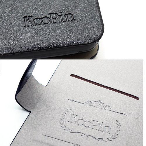 KooPin SONY Xperia E1 (D2005) 璀璨星光系列 立架式側掀皮套