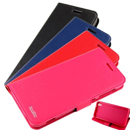 KooPin HTC Desire EYE 商務簡約系列 可立式皮套