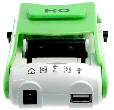 KO可充式手機相機3/4號電池萬用充電器(KO-23)