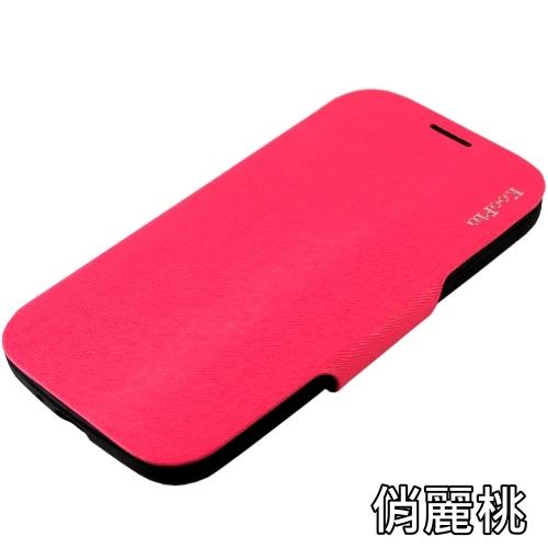 KooPin Samsung Galaxy Note 3 (N9000) 貂紋薄型 可立式側掀皮套