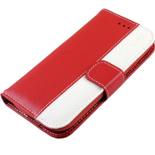 KooPin Samsung Galaxy Note 3 (N9000) 經典真皮系列 可立式側掀皮套