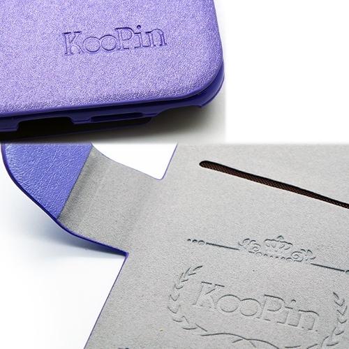 KooPin Samsung Note 3 Neo (N7505) 璀璨星光系列 立架式側掀皮套