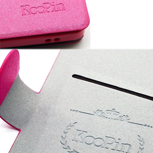 KooPin Sony Xperia Z2a (D6563) 璀璨星光系列 立架式側掀皮套