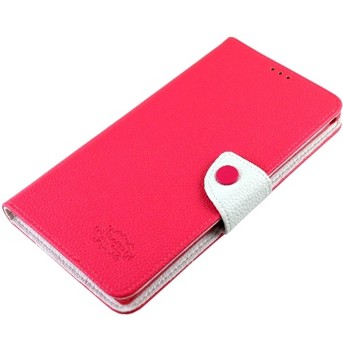 KooPin nubia Z5 (NX501) 雙料縫線 側掀(立架式)皮套