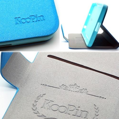 KooPin ASUS ZenFone 6 璀璨星光系列 立架式側掀皮套