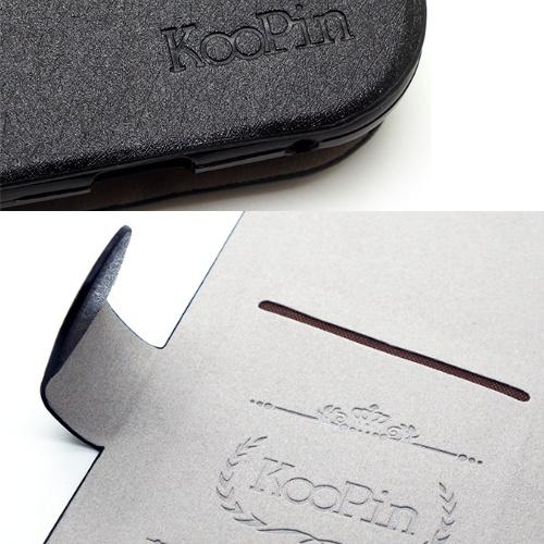 KooPin Samsung Galaxy Win (i8552) 璀璨星光系列 立架式側掀皮套