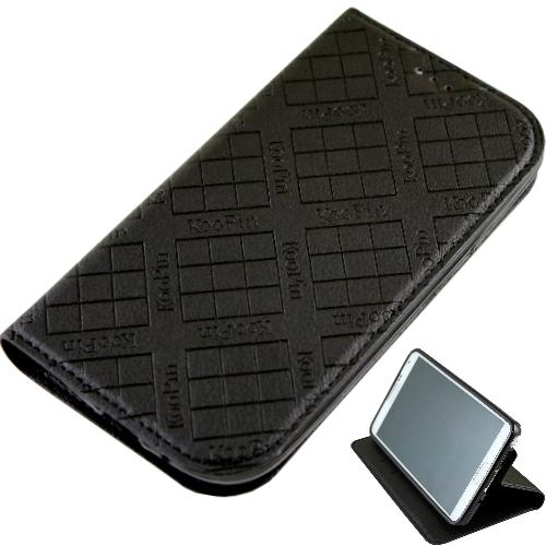 KooPin 三星 i9082 Galaxy Grand Duos 隱磁系列 超薄可立式側掀皮套