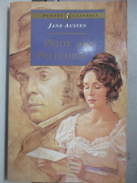 【書寶二手書T1/原文小說_JCX】Pride and Prejudice_Austen, Jane