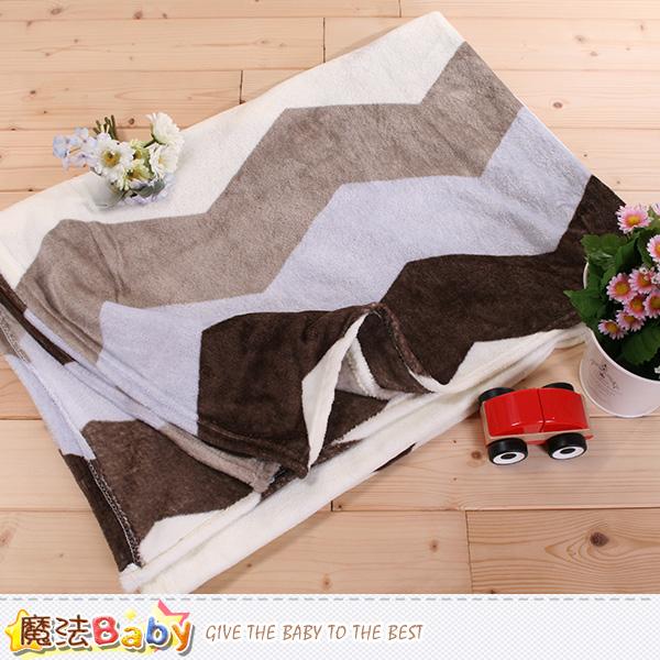 法蘭絨毛毯 140x210cm 四季毯 魔法Baby~w61009
