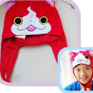 美麗大街【105080320】妖怪手錶造型帽子