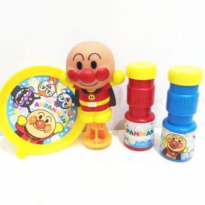 麵包超人 Anpanman 吹泡泡 遊戲組 玩具 正版日本進口 * JustGirl *