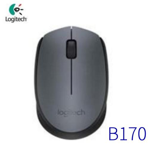 Logitech 羅技 B170 無線滑鼠 限時促銷(4/18-4/24)
