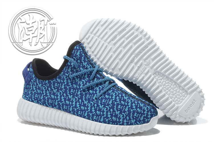 Adidas Yeezy 2016 最新款 潮流 童鞋 球鞋 大童鞋 男女 學步 透氣 休閒運動跑鞋【T0064】潮