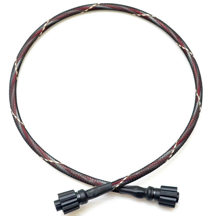 志達電子 PWB009/0.5 線長0.5M 可依需求訂制 電光火石 SupplierHD 電源升級線 使用Canare線身