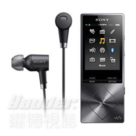 【曜德】SONY NW-A26HN 黑色 數位隨身聽 32GB NFC藍芽播放 ★免運★