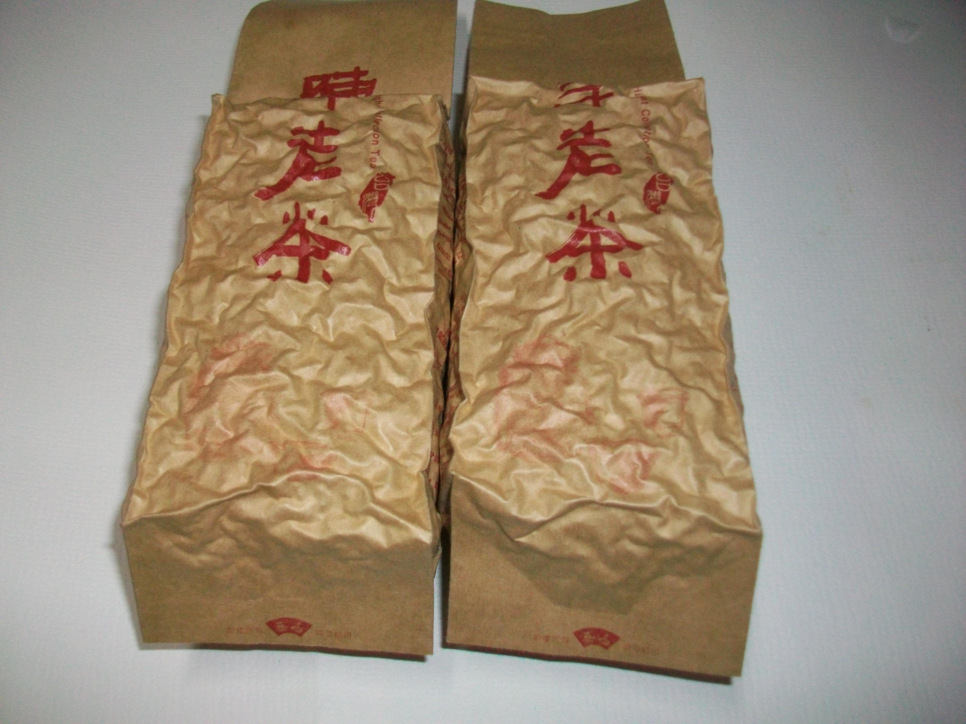 【玄砡茶業】台灣陳年老茶4兩裝一包(150g)共四包【全熟四季春茶】