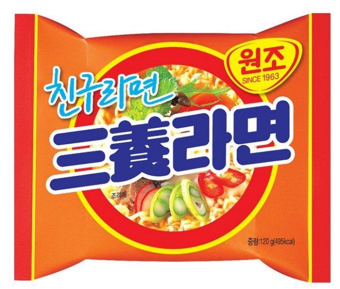 【韓新館】韓國三養 元祖拉麵~原裝進口內銷版 /韓國泡麵5+1  (缺貨中)