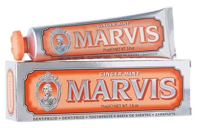 義大利 MARVIS 牙膏 75ml 橘-生薑薄荷 *夏日微風*