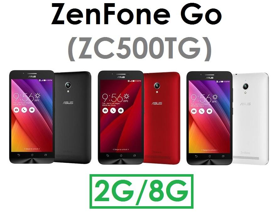 【原廠現貨】華碩 ASUS ZenFone GO(ZC500TG)5吋 2G/8G 3G智慧型手機●雙卡雙待