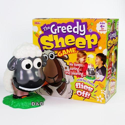 《 IDEAL 》The Greedy Sheep 喀啦喀拉貪吃羊