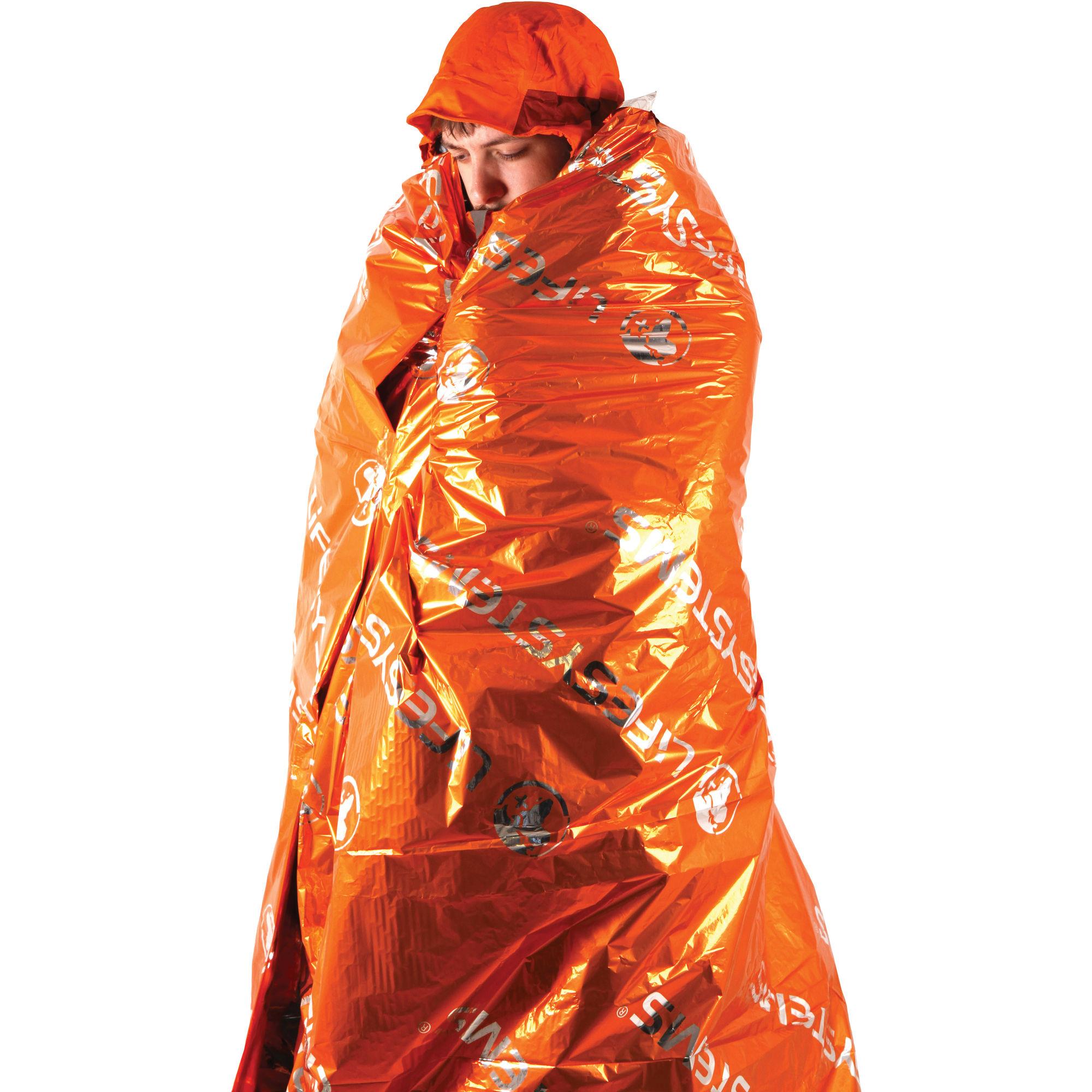 Lifeventure Thermal Blanket TL易尋緊急求生毯-熱反射 lifesystems 42120