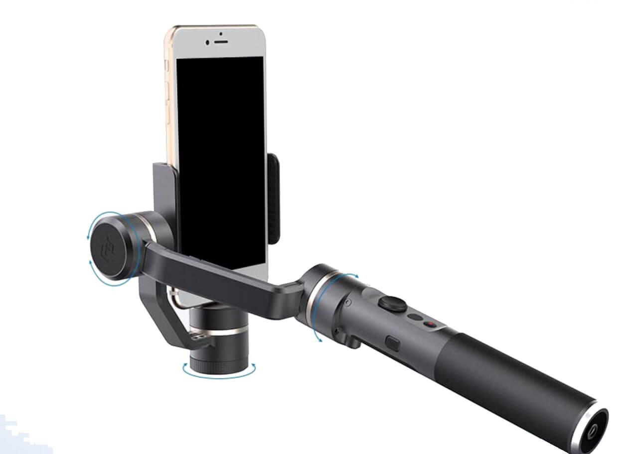 先創公司貨/實體門市『 Feiyu 飛宇 SPG Live 360° 』 三軸手機穩定器/手持穩定器/手持雲台/自拍桿/G4 PRO升級版本