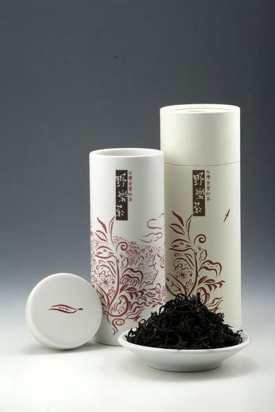 【野樂茶】鶯歌燒罐裝台灣紅茶 -南投松柏嶺金萱紅茶,60公克/罐 (±3公克)
