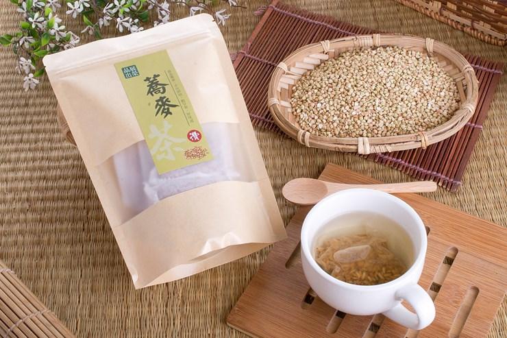 展榮穀找茶-蕎麥茶(每袋10包,每包15g)