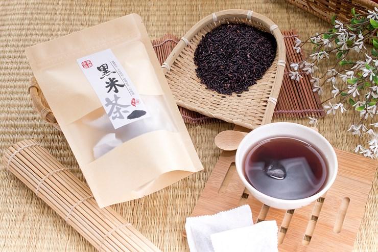 展榮穀找茶-黑米茶 (每袋10包,每包15g)