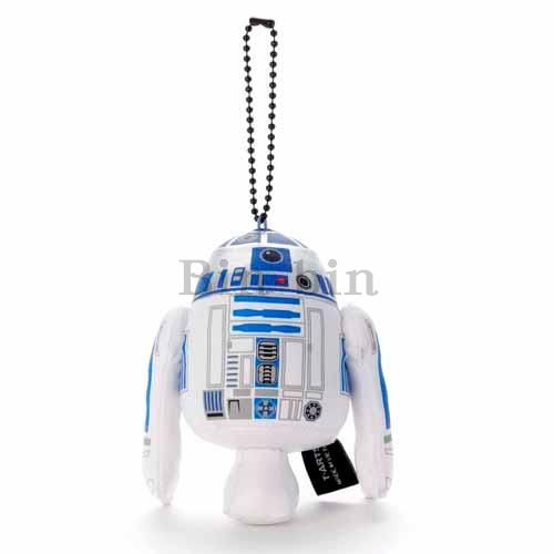 星際大戰 R2-D2玩偶吊飾/747-569