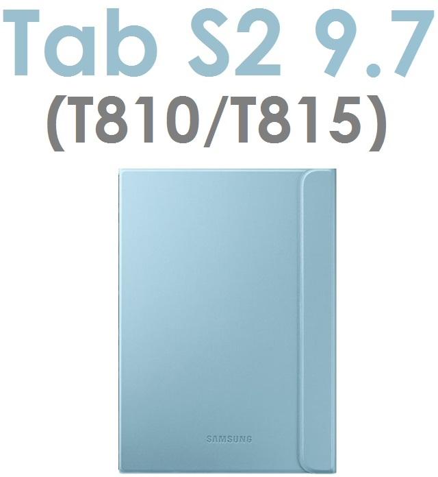 【原廠吊卡盒裝】三星 Samsung Tab S2 9.7(T810/T815)原廠書本式皮套 保護套 翻頁