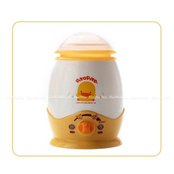黃色小鴨造型多功能溫奶器 83401