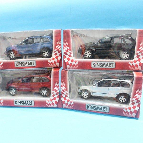 BMW X5 合金車 1:36模型車 KT5020 迴力車 汽車模型(紅盒)/一台入{促199}