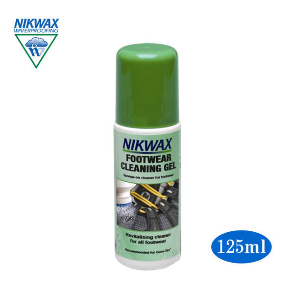 【NIKWAX】 登山鞋清洗劑 821 / Footwear cleaning gel / 專業機能性GORE-TEX 清洗劑 /英國進口