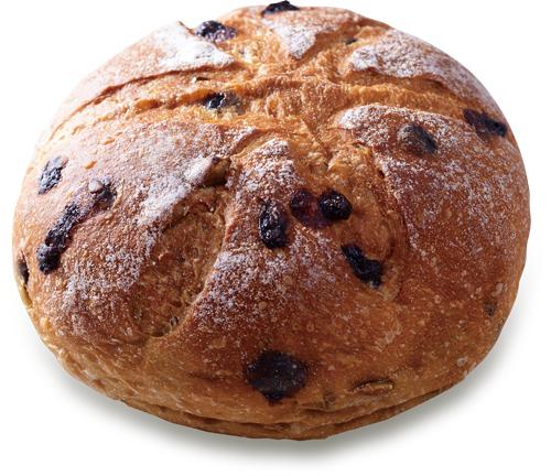 【奇美歐式麵包】咖啡巧克力麵包