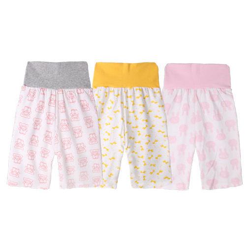 Augelute 居家系列 純棉滿版印花護肚褲 S31152B