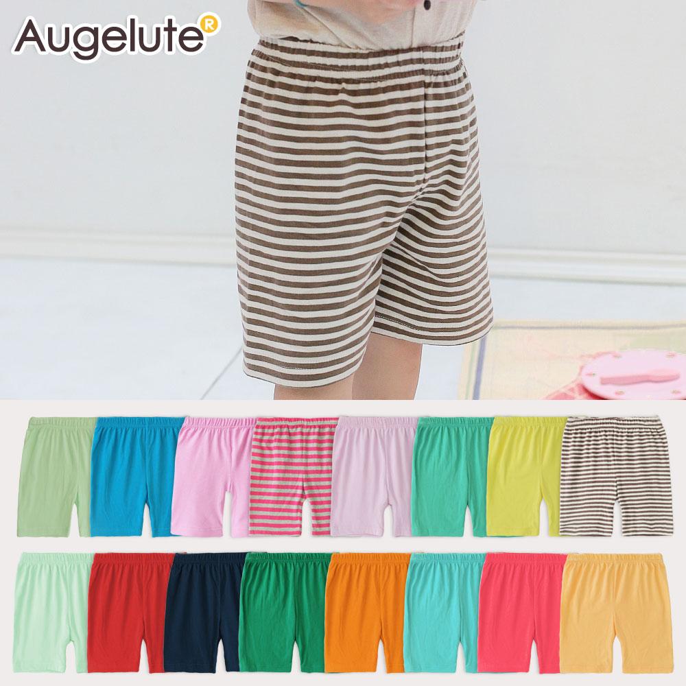 Augelute 居家系列 純棉中褲 多花色任選X3028