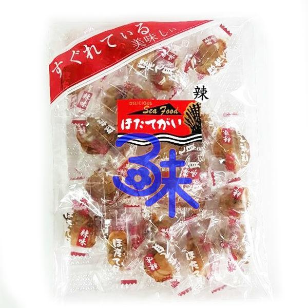 (日本) 磯燒干貝糖-辣味 1包 170 公克 特價 408 元 【4978387042301】(帆立貝干貝糖 北海道干貝糖 磯燒帆立貝干貝)