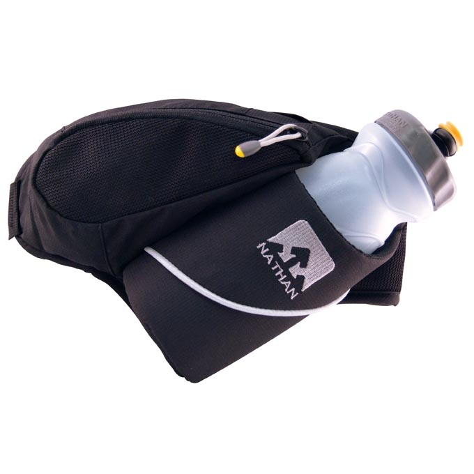 【露營趣】中和 美國 NATHAN 專業品牌 VaporStorm橫式水壺腰包 運動腰包 休閒腰包 越野跑 馬拉松 登山 健行 慢跑 NA4465NB