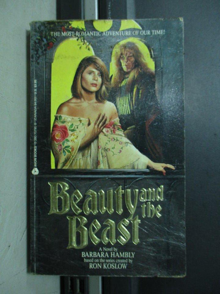 【書寶二手書T5/原文小說_NBF】Beauty and the Beast_1989
