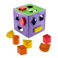 【 PLAYSKOOL 兒樂寶 】益智積木盒