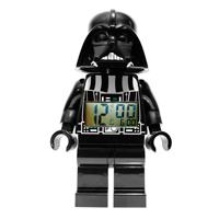 【 LEGO 樂高鬧鐘 】星際大戰 黑武士人偶鬧鐘