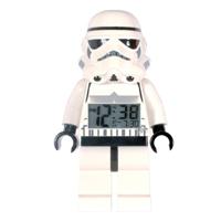 【 LEGO 樂高鬧鐘 】星際大戰 沙漠白兵人偶鬧鐘
