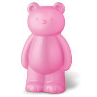 【 4M2U 】粉紅色大寶貝熊存錢筒