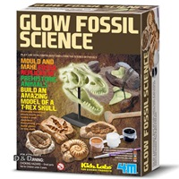 【 4M 】Glow Fossil Science 夜光化石科學