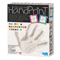 【 4M 】創意手拓 Hand Print Kit