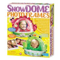 【 4M 】雪花相框 Snow Dome Photo Frames