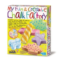 【 4M 】My Fun & Creative Chalk Factory 趣味粉筆畫